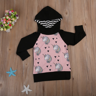 Toddler Unicorn Hoodies