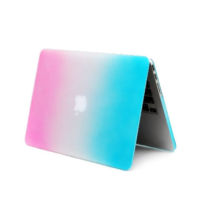 Gradient Macbook Case & Keyboard Cover Gift Set