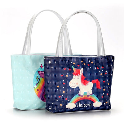 Unicorn Mini Leather Bag