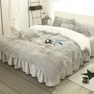 Super Cozy Warm Bedding Set