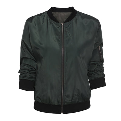 Casual Bomber Jacket - Well Pick Review