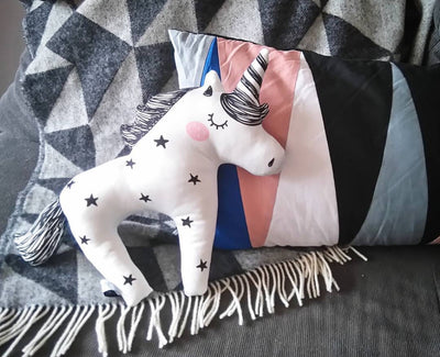 My Starry Unicorn Cushion