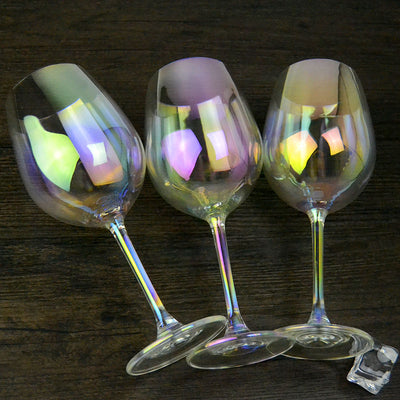 Precious Rainbow™ Wine Glasses