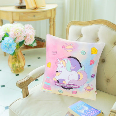 Dreamy Unicorn Lovely Pillow Cushion - Well Pick Review