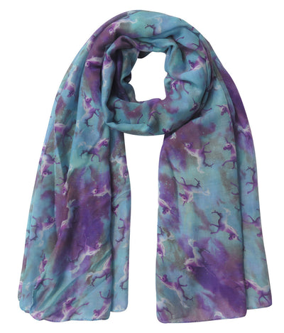 'Unicorn in Galaxy' Scarf - Well Pick Review