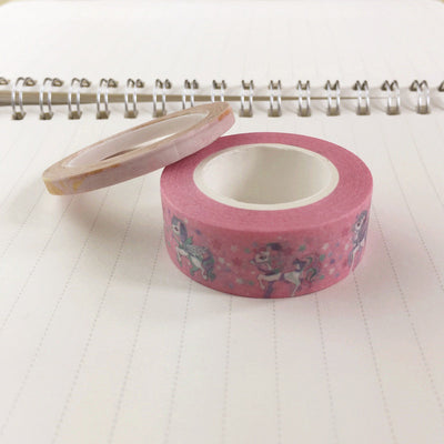 Beautiful Unicorn Pink Tape - Well Pick Review