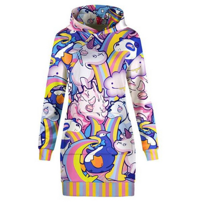 3D Unicorn Woman Pocket Bodycon - Well Pick Review