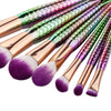5-7pcs Mermaid Makeup Brushes Set - Well Pick Review