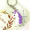 6pcs Unicorn Keychains - Well Pick Review
