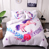 Beautiful Watercolor Unicorn Bedding Set - Well Pick Review