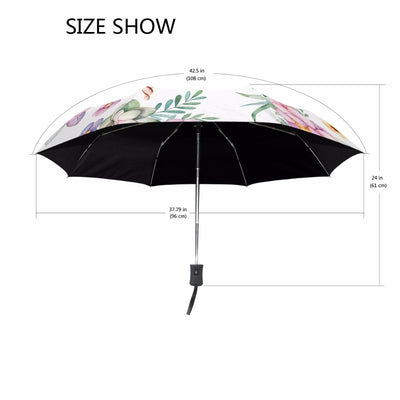Automatic Floral Unicorn Umbrella - Well Pick Review