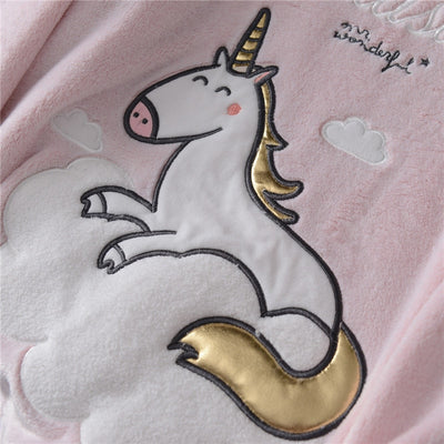 I'm Fantastic Unicorn Pajama Set
