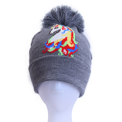 Colorful Unicorn Beanie - Well Pick Review