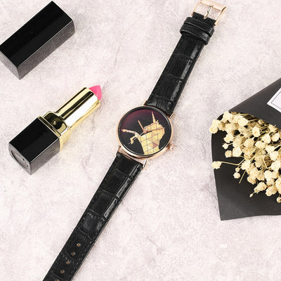 Elegant Unicorn Quartz Watch