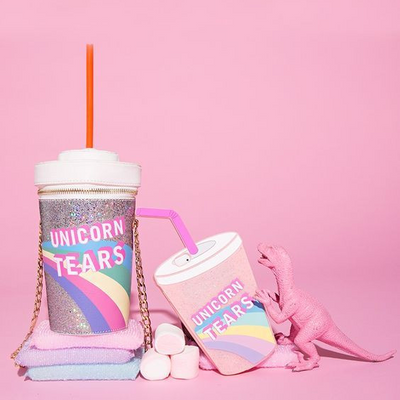 Rainbow Unicorn Tears Bag