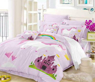 3D Unicorn Bedding Set - Well Pick Review
