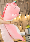 Cute Unicorn Long Pillow