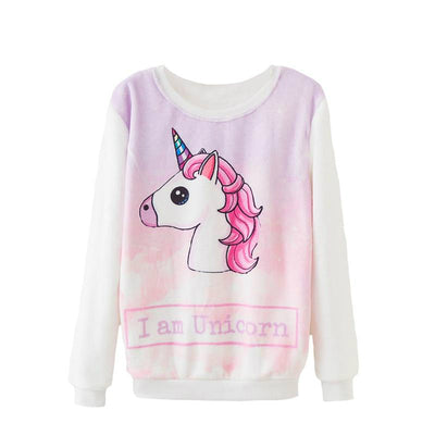 """ I am Unicorn "" Sweatshirt - Well Pick Review"