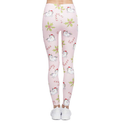 Christmas Unicorn Leggings - Well Pick Review