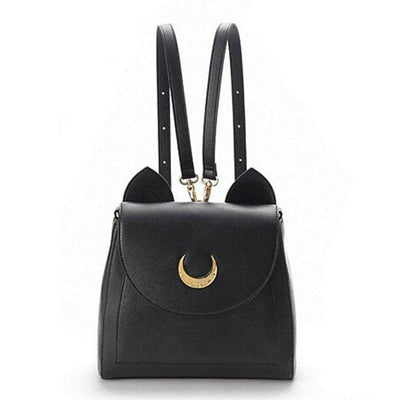 2-use Moon Cat Bag (Crossbody Bag & Backpack) - Well Pick Review