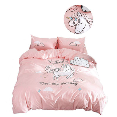 """ MAGICAL "" Unicorn Bedding Set - Well Pick Review"