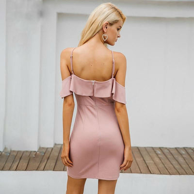 Backless Body-Con Dress - Well Pick Review