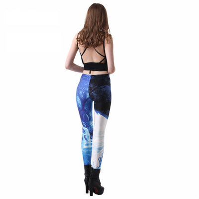 Holy Unicorn Blue Legging