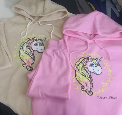 """You are Unique"" Unicorn Hoodie - Well Pick Review"