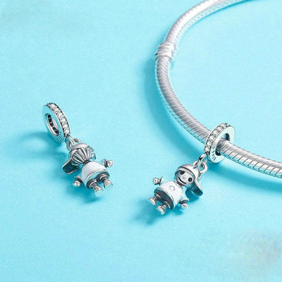 Little Boy & Girl Charm