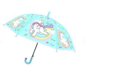 Adorable Unicorn Kid Umbrella - Well Pick Review