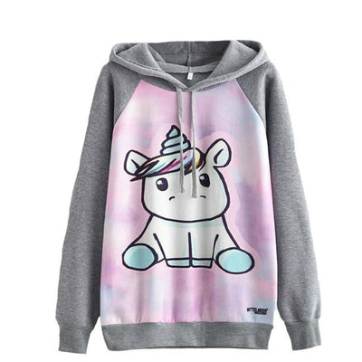 Colorful Unicorn Hoodie - Well Pick Review