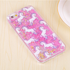 Unicorn Dynamic Glitter Star Phone Case