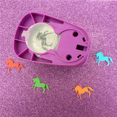 Unicorn Shape Paper Puncher