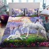 Unicorn Magic Land Bedding Set