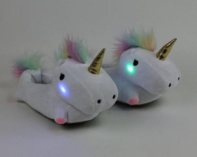 Magical Unicorn Glowing Slipper