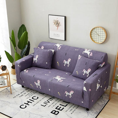 Unicorn Sofa Slipcover