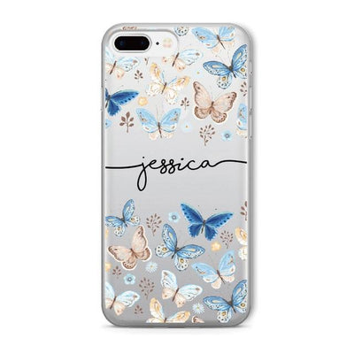 Personalized Soft Clear Phone Case