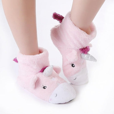 Adorable Unicorn Warm Shoes - Well Pick Review