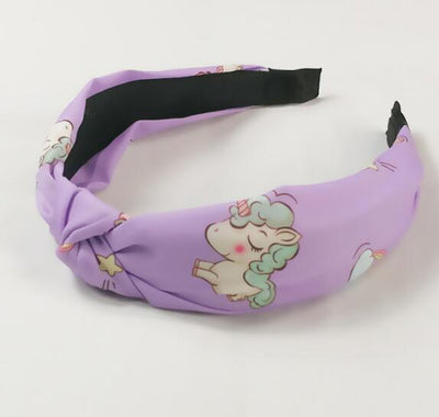 Unicorn Lady Headband