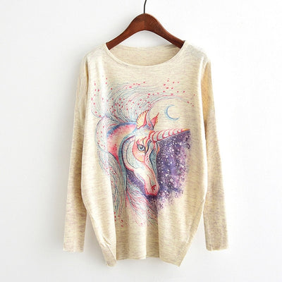 Unicorn Harajuku Sweater