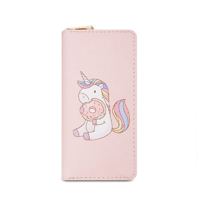 Unicorn Donut Wallet