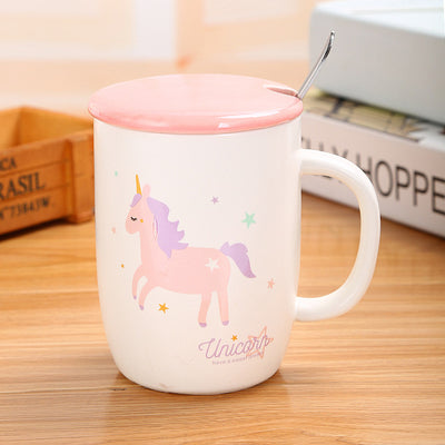 Unicorn Ceramic Cup