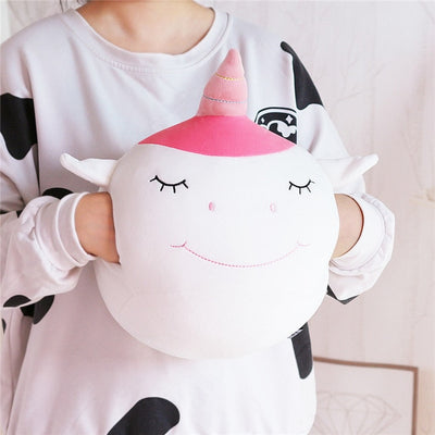 Unicorn Plush Toy Warm Handcuffs