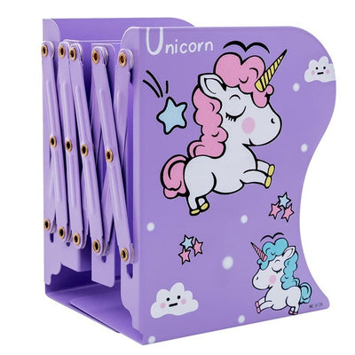Unicorn Metal Bookshelf