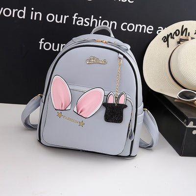 Cute Rabbit Ears Backpack - Well Pick Review