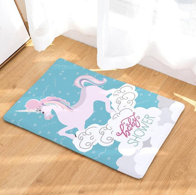 Unicorn Printed Rug