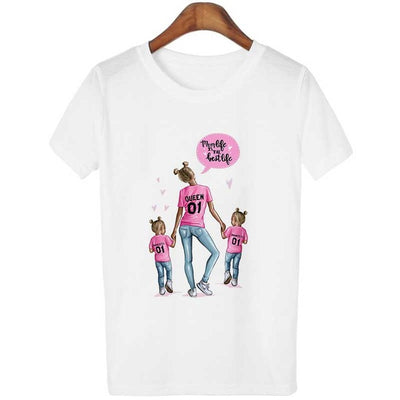 Super Mama Casual T-shirt