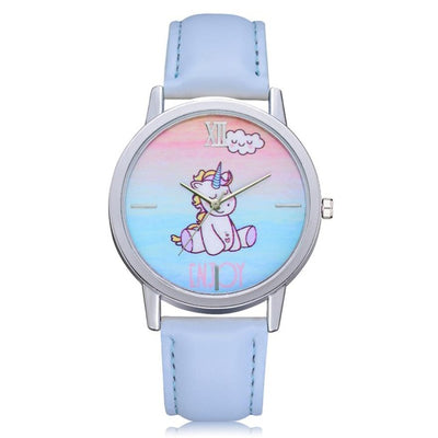 Cute Unicorn Leather Wristwatch - Well Pick Review