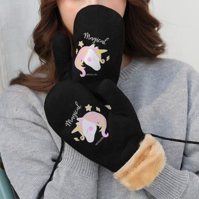 Magical Unicorn Gloves