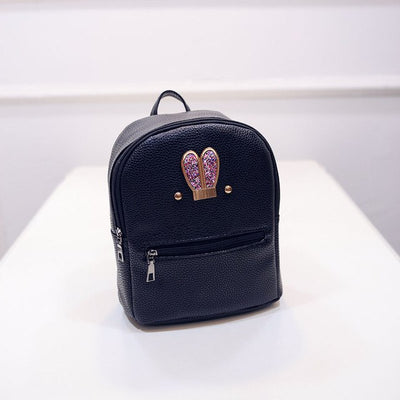 Rabbit Sequin Backpack